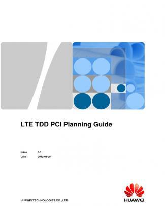 Eran3.0 Lte Tdd Pci Planning Guide