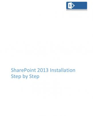 Sharepoint 2013 Step By Step