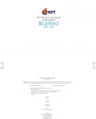 National Graduate Employability Blueprint 2012 2017