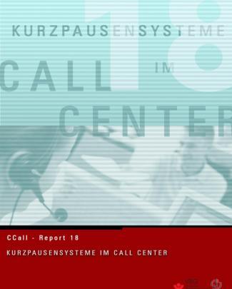 Kurzpausensysteme Im Call Center