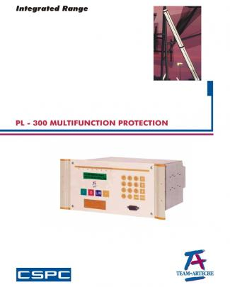 Pl-300 Multifunction Relay