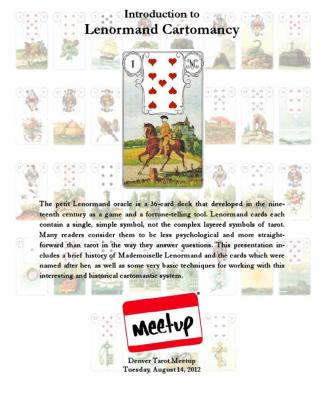 Introduccion Lenormand