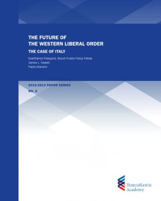 The Future Of The Western Liberal Order: The Case Of Italy