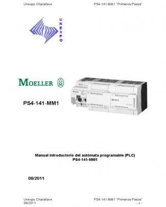 Manual Introductorio Del Plc Ps4-141-mm1