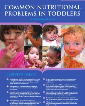 41 Common Nutritional Problems In Toddlers_47894