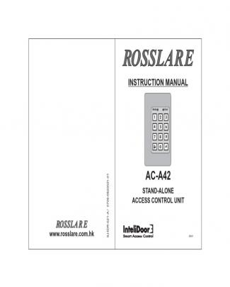 Aca42 Instructionmanual100801