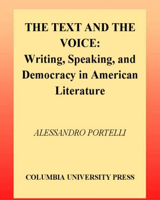 [alessandro Portelli] The Text And The Voice Writ(bookzz.org)j