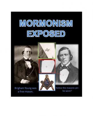 Mormonism Exposed (the Lds Church Exposed) (mormon Doctrine Exposed)