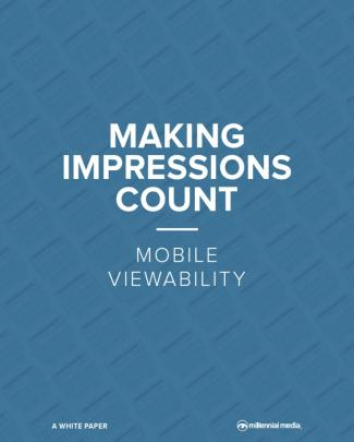 Millennial Media Making Impressions Count Mobile Viewability En
