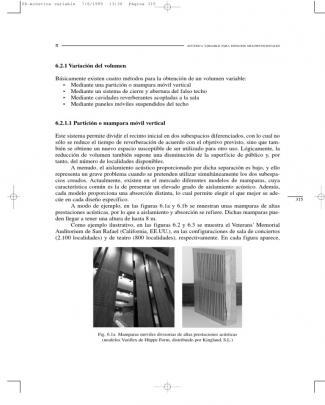 Diseño Acustico De Espacios Arquitectonicos
