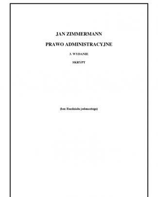 Jan_zimmermann___prawo_administracyjne___ca__o_______skrypt[1]