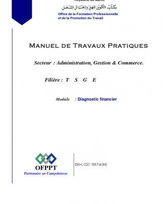 Exercices En Diagnostic Financier