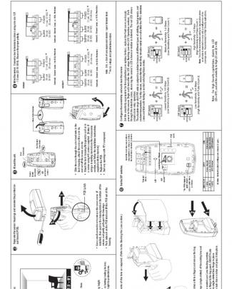 Honeywell Is2560 Install Guide