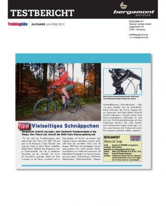 Test: 12-01 Trekkingbike, Bergamont Vitess Ltd