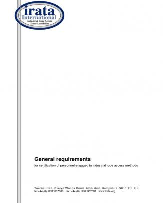 Irata  General Requirements