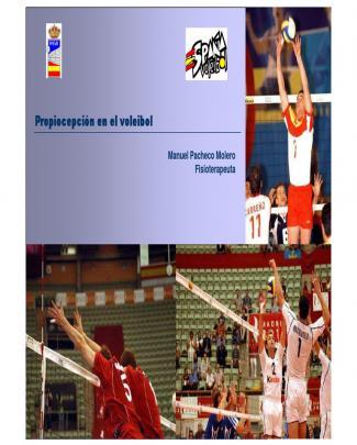 Propiocepción En El Voleibol - M. Pacheco
