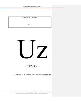 Calderón, Gabriel. Uz, El Pueblo Propuesta 1 Adaptación De Alejandro Velàzquez - Copia