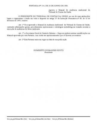 Portaria Tcu 214_2001.doc