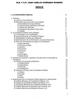 Apuntes Contabilidad I Hueramo Romero
