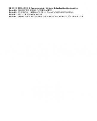 Entrenamiento Deportivo , Periodizacion