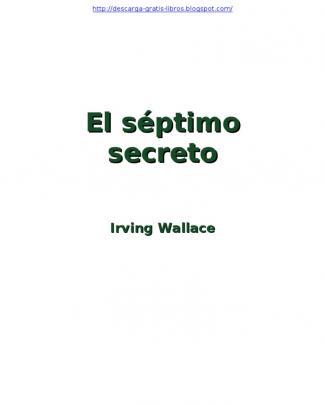 El Septimo Secreto - Irving Wallace