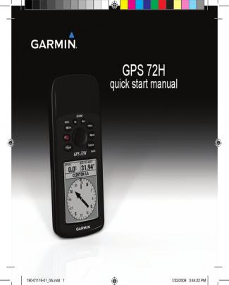Gps72h Qsm En