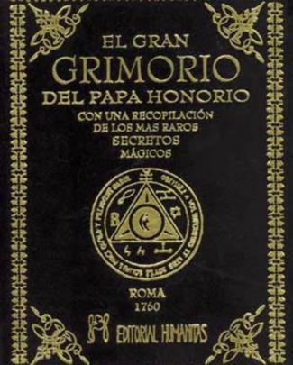 El Gran Grimorio Del Papa Honorio
