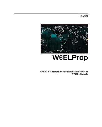 Tutorial W6elprop
