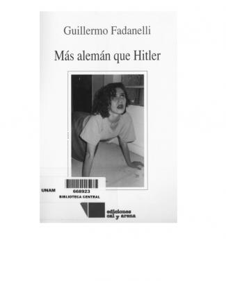 Más Alemán Que Hitler