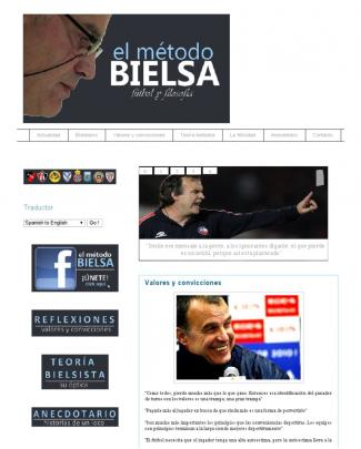 _ El Método Bielsa _ Fútbol Y Filosofía_ Valores Y Convicciones