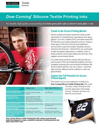 Dowcorning-siliconeink
