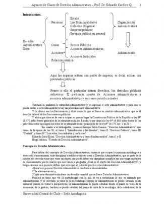 54282279 Manual De Clases De Derecho Administrativo