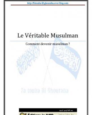 Le Véritable Musulman