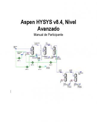 Manual De Hysys Avanzado Capitulo I
