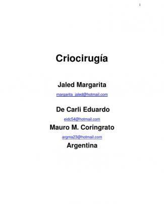 Criocirugía