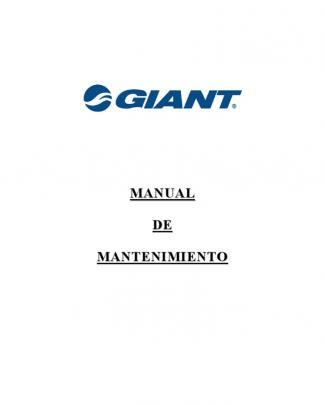 Manual De Mantenimiento De Bicicletas