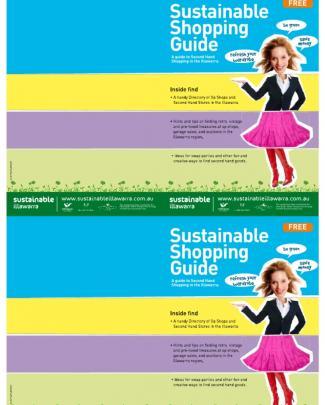 Sustainable Illawarra Sustainable Shopping Guide