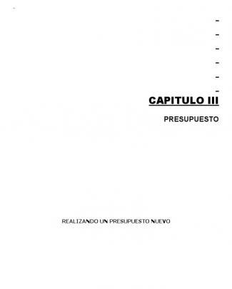 3 Manual Electrónico Del K&bcop Capitulo-iii Presupuesto Creando Un Presupuesto Nuevo