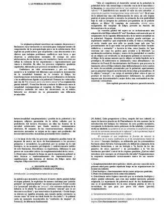 Los Orígenes De Lo Puberal - Philippe Gutton