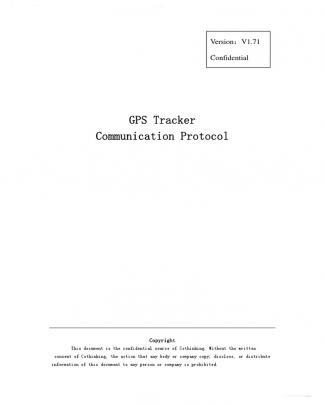 Gt003 Protocol