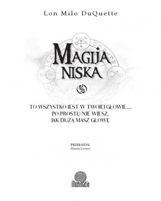 Magija Niska