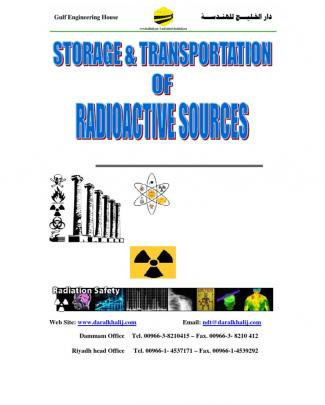 Storage & Transportation Of Radioactive Sources