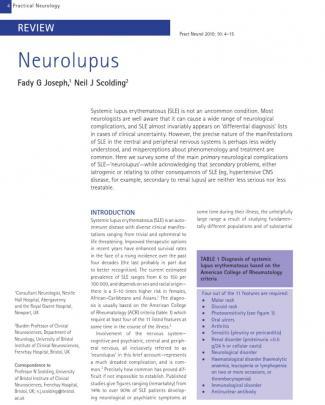 Neuro Lupus