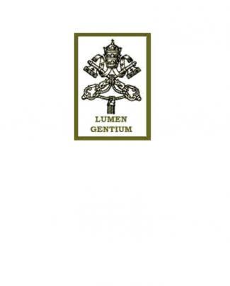 Constitución Dogmática Lumen Gentium