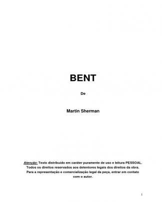 Martin Sherman Bent