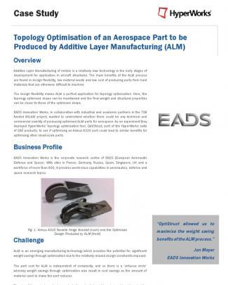 Eads Case Study