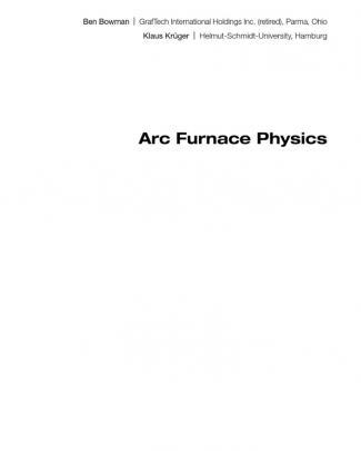 Inhalt Arc Furnace Physics[1]
