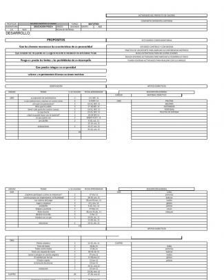 Programa Anual De Educacion Fisica