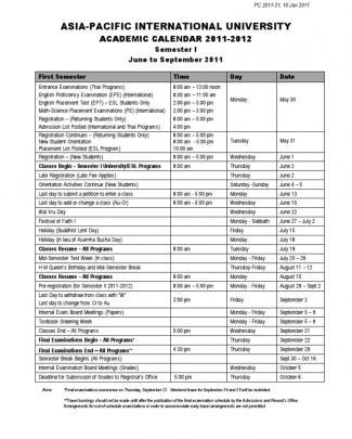 Academic Calendar 2011-12 (final)