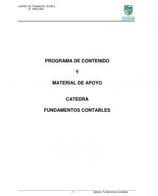 Apuntes Clase De Fundamentos Contables (1)